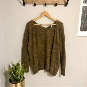Urban Outfitters BGD Open Sweater Cardigan